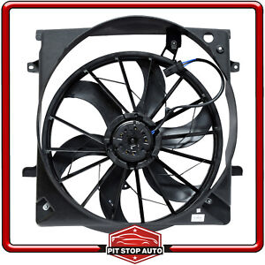 New Engine Cooling Fan Assembly for Liberty