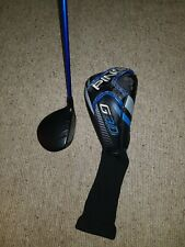 Ping G30 3 Wood 14.5 Degree Adjustable with TFC 419 Stiff Shaft and Headcover