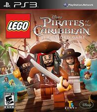 Lego Pirates Of The Carbbean The Video Game PS3 - LN - Game Disc Only