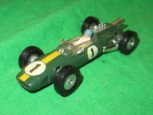 Corgi Toys No.155 Lotus 25 Climax Formula 1 car Jim Clark good original unboxed