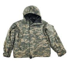 US Army Camouflage Overgarment Jacket Chemical Protective NFR Medium Regular Men