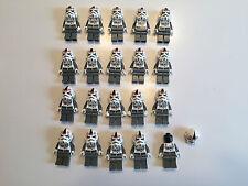 LEGO ARC ARF Clone Trooper Lot of 20 Star Wars Minifigure minifig Pilot S261