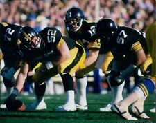 Mike Webster Pittsburgh Steelers NFL Football Unsigned Glossy 8x10 Photo B