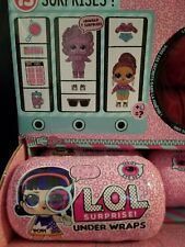 LOL SURPRISE UNDER WRAPS Series 4 Big Sisters Doll Capsule L.O.L. NEW IN HAND