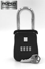 Key Lock Box for Municipality, School Systems - Door Hanger
