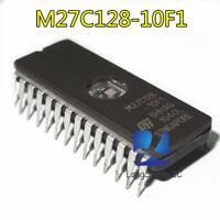 10PCS M27C128-10FI M27C128-10F1 M27C128-10 M27C128 CDIP NEW