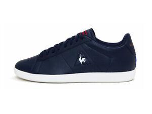 Le Coq Sportif Courtset Sport 1920256 Blau Navy Gr. 40 Schuhe Sneaker Trainers