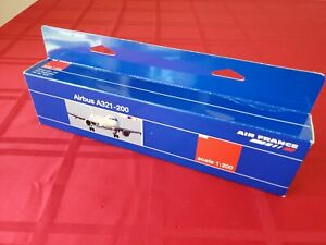 Hogan Wings Air France F-GTAL A321-200 1/200 W/Gear W/Box
