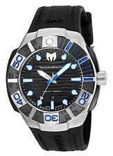 Technomarine TM-515011 Black/Reef Men's Black Silicone 45mm