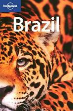 (Very Good)-Brazil (Lonely Planet Country Guides) (Paperback)-Kevin Raub, Regis