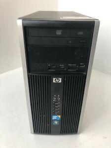 HP Compaq 6000 Pro Intel E7500 @ 2,93GHz 250GB 4 GB Win10  Mwst.