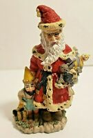 1993 Finland Santa International Santa Claus Collection