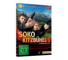 2 DVDs * SOKO KITZBÜHEL Staffel 1 , FOLGE 1- 10 # NEU OVP %