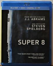 Blu-ray & DVD Super 8 Teen Horror Complete CLEAN B-Ray DISC Extras Ship Free