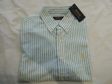 RALPH LAUREN MENS STRIPED SHIRT