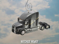 2019 Mack Truck Anthem Sleeper Over the Road Semi Custom Christmas Ornament