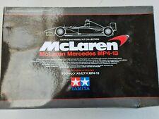 89718 Tamiya 1/20 scale limited series McLaren Mercedes MP4-13 Model Kit