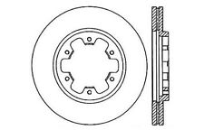 StopTech Sport Drilled/Slotted Disc fits 1986-2002 Nissan Pathfinder D21 Frontie