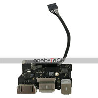 """Power DC USB Audio IO Board W/Cable For MacBook Air 13"""" Mid-2012 A1466 MD231LL/A"""