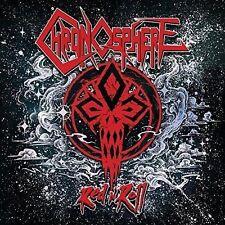 "Chronosphere ""Red n' Roll"" CD [old school Thrash Metal from Greece]"
