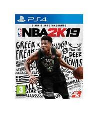 "Juego Sony PS4 ""NBA 2k19"""