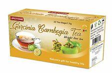 Weight Loss Tea Detox Slimming Teatox Diet Garcinia Cambogia 20 Tea Bags