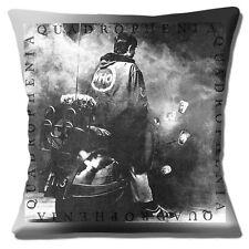"The Who Quadrophenia 16""x16"" 40cm Cushion Cover Vintage Retro 60's Scooter Film"