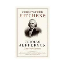 Thomas Jefferson by Christopher Hitchens (author)