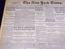 1931 DEC 23 NEW YORK TIMES - COLL AND GIORDANO SLAYERS OF CHILD - NT 2228