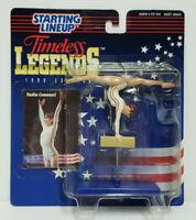 NADIA COMANECI Starting Lineup SLU 1996 Timeless Legends Olympics Figure & Card