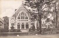 Sayville, NEW YORK - St. Lawrence Roman Catholic Church - LI, Suffolk County
