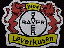 BAYER LEVERKUSEN t shirt sz S NEW NWOT germany soccer aspirin