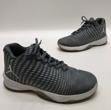 huge selection of 586e6 d9534 Nike Air Jordan B Fly Mens Basketball Shoes Cool Grey Wolf Size 8