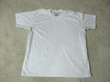 5.11 Tactical Series Shirt Adult Large White Lightweight Polyester Security *