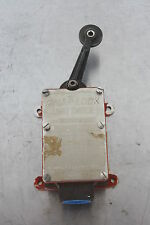 NAMCO CONTROLS EA180-22302 SNAP-LOCK LIMIT SWITCH