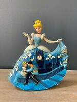 Disney Traditions Jim Shore 65th Anniversary Cinderella Fairytale Ending Figure