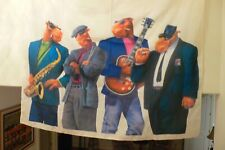Vintage Camel Joe Shower Curtain The Hard Pack 90s Cigarettes Wall Decor