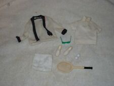 Vintage Barbie - Ken #790 Time for Tennis outfit - almost complete - missing sox