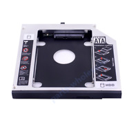 Ultrabay 2nd HDD SSD Hard Drive Caddy for Lenovo ThinkPad T420i T510 W510 T520