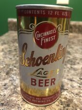 Schoenling Pull Tab Vintage Beer Can