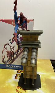 Statua Diorama Spuder Man Iron Studios