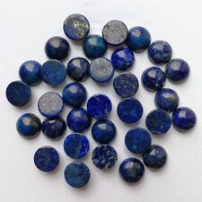 Natural Lapis Lazuli stones beads 10mm round CAB CABOCHON Wholesale 50pcs/lot