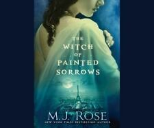 New! The Witch of Painted Sorrows (The Daughters of La Lune) MP3 CD Audiobook
