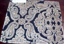 DESIGNERS GUILD Fabric REMNANT - FLORAVANTI 9- RAISED CUT VELVET - ITALY  $366yd