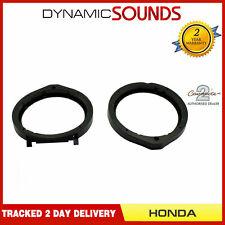 CT25HD05 165mm Front Door Car Speaker Adaptors Kit For Honda Civic 2006-2012