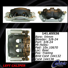 Centric Parts 141.65526 Rear Left Rebuilt Brake Caliper With Hardware