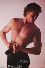 POSTER - FLEX  - MALE MODEL - FREE SHIPPING !    LW3 H