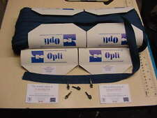 5M BLACK OPTI  CHAIN ZIP & 5 PREFITTED OPTI AUTOLOCK SLIDERS