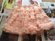 Japanes style skirt ruffle rara tutu tiered korean party vivi lena snidel