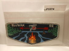ELUWAK LODGE 59 75TH ANNIV F3374